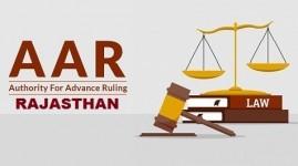 IndiaGST - AAR (Rajasthan)
